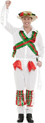 morris dancer costume