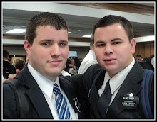 Elder Oteo and Elder Holcombe