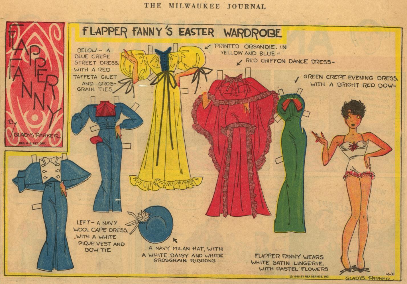 [Flapper+Fanny]