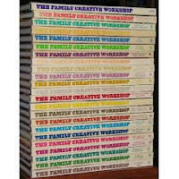 The Family Creative Workshop Books