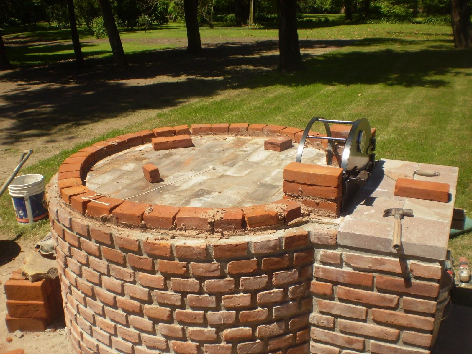 Hornos de barro construcci n taringa for Como construir un horno