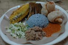 :::Nasi Kerabu Biru:::