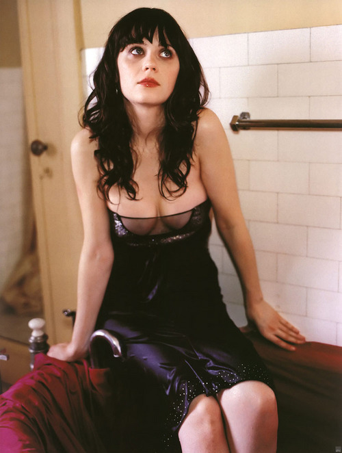 zooey deschanel oops