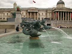 Trafalgar Square, London