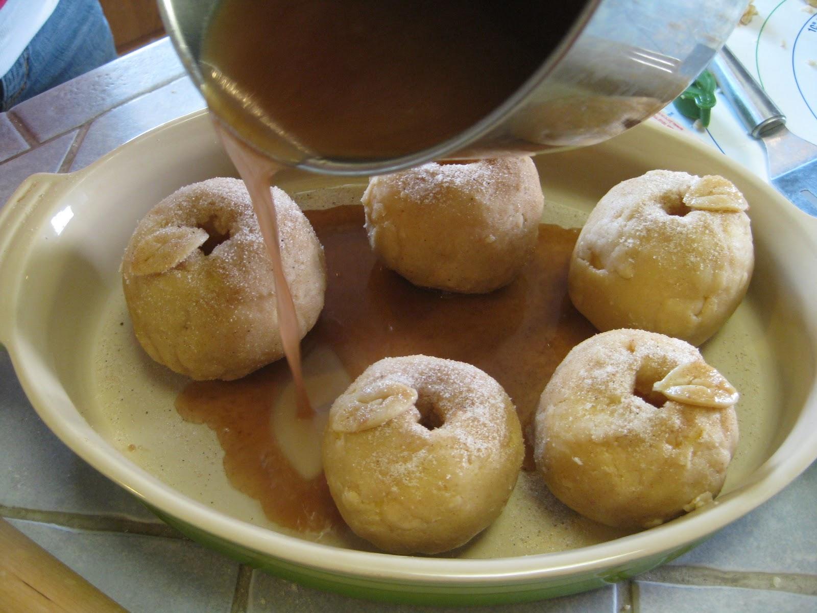 Heidis Recipes Apple Dumplings Recipe