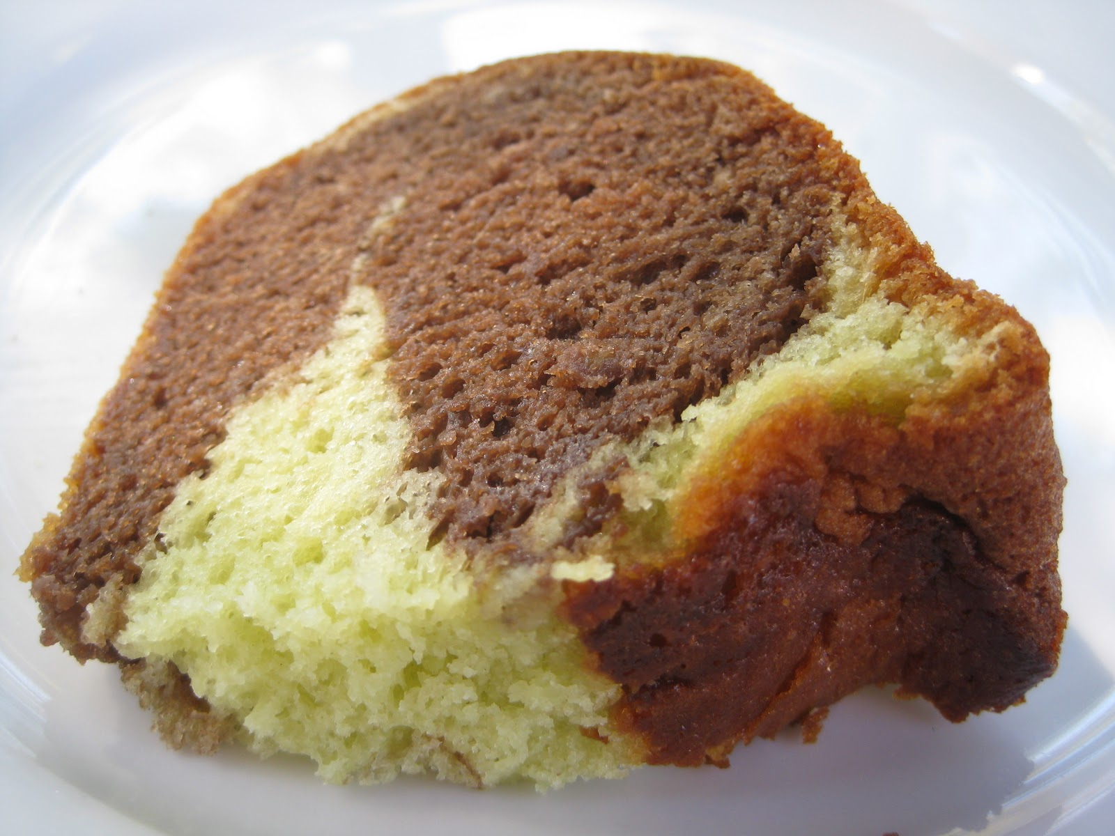 Heidi's Recipes: Chocolate Pistachio Bundt Cake Recipe
