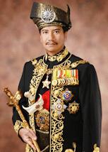 Yang Di Pertuan Agong Sultan Mizan