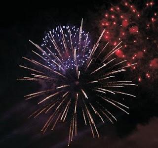 fim de ano 2011 reveillon fogos de artificio