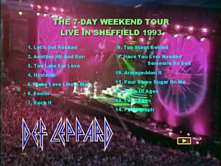 Def Leppard - 1993-06-06 - Sheffield, UK (DVDfull pro-shot)