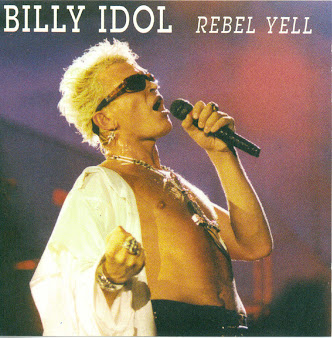 #5 Billy Idol Wallpaper