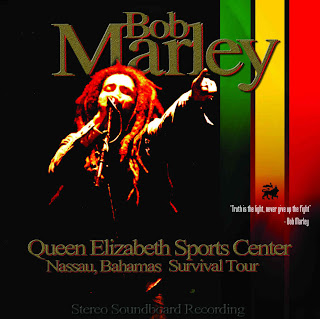 Bob Marley and the Wailers - 1979-12-15 -  Nassau, Bahamas