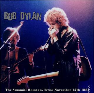 Bob Dylan - 1981-11-12 - Houston, TX