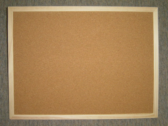 Fabric Cork Boards
