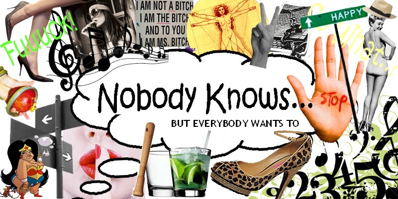 Nobody Knows That