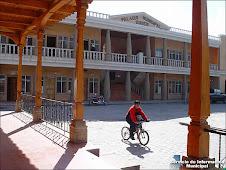 PALACIO MUNICIPAL DE CUNEN  QUICHE