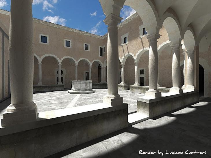 Convento S. Maria del Gesù - Ragusa Ibla