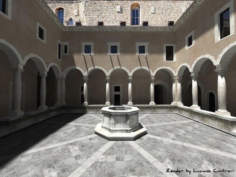 Convento S.M. del Gesù - Ragusa Ibla