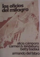 LOS OFICIOS DEL MILAGRO