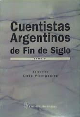 CUENTISTAS ALGENTINOS DE FIN DE SIGLO