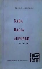 NADA HACÍA SUPONER