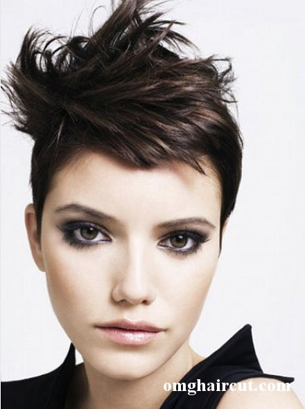 short haircut 7 Super Cute Short Hair Styles