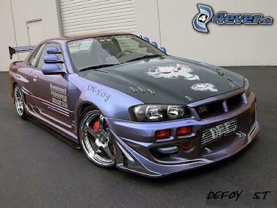 Nissan Skyline Extreme