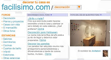 PORTADA EN ESTILOYHOGAR.COM 20OCT09