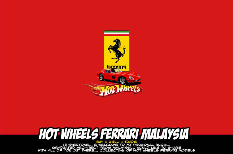 Hot Wheels Ferrari Collection