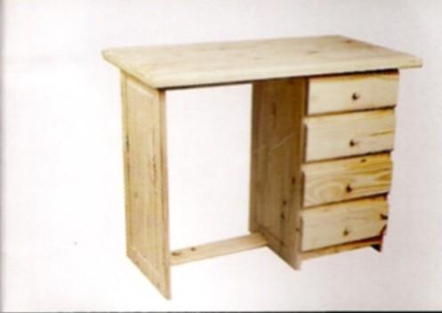 Hya muebles de pino escritorios - Escritorio de pino ...