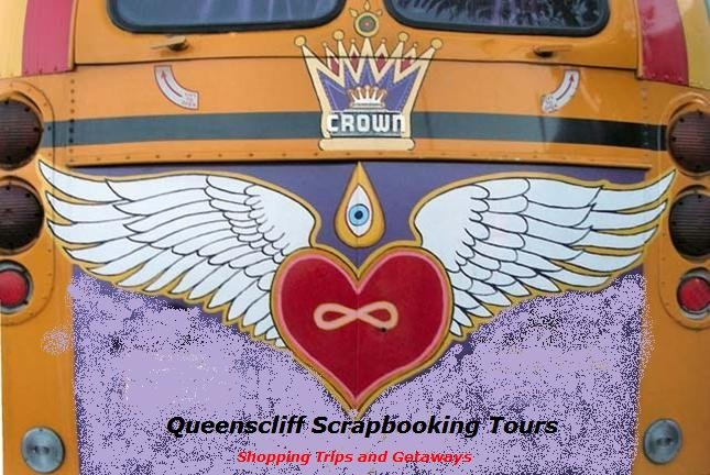 Queenscliff Scrapbooking Bus Tours