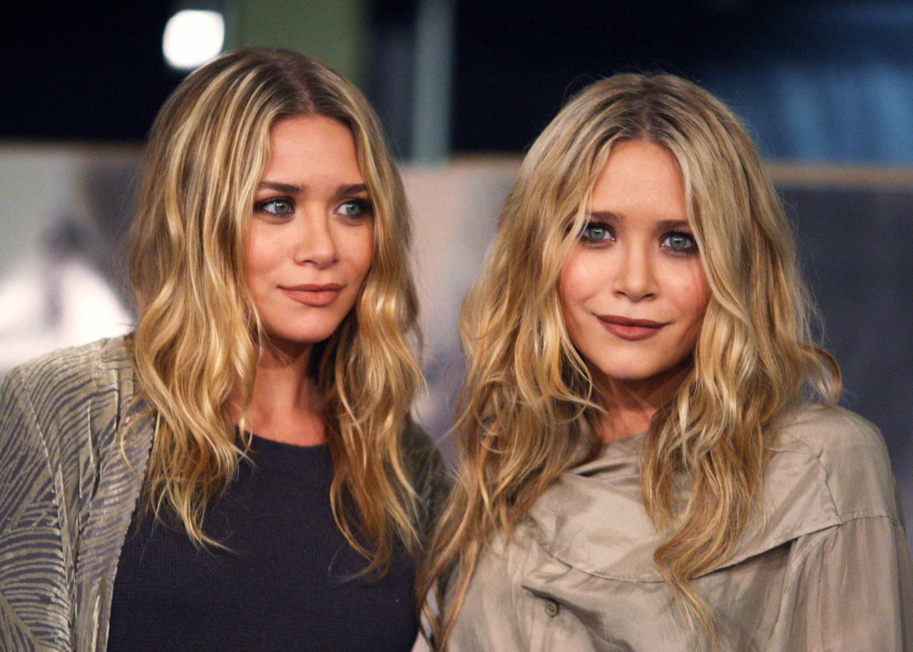 NohaNoor: Mary-Kate & Ashley Olsen