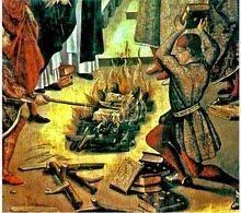 Arriba la Santa Inquisición