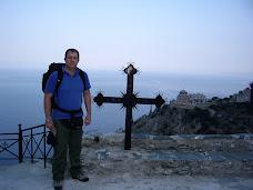 ΑΓΙΑ ΑΝΝΑ, ΑΓΙΟ ΟΡΟΣ ΙΟΥΝΙΟΣ 2007