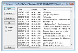 Subtitulos en peliculas/videos