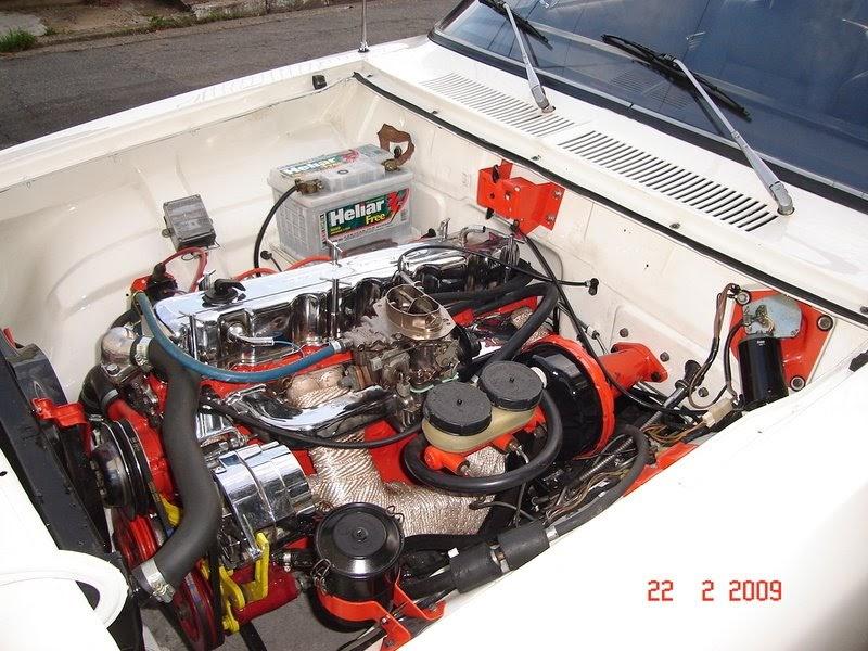 Carros Tunados Carros Tunados Opala Branco Turbinado