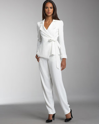 Unique BenMarc Stacy Adams 78349 Womens Pant Suit  French Novelty