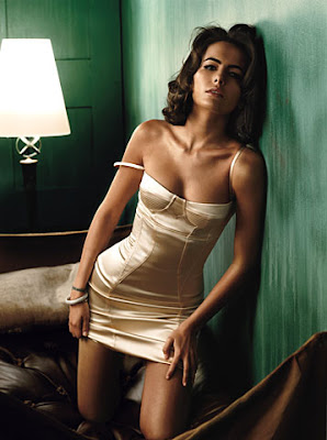 Last Look: The Lovely Camilla Belle In Gq