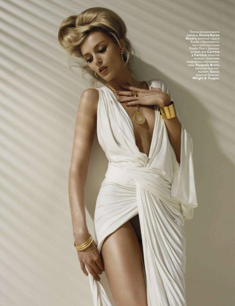 how to make a goddess toga