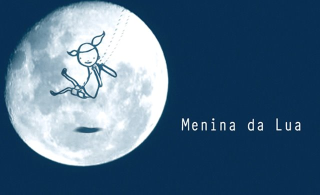 Menina da Lua