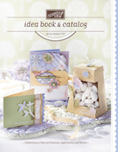 Stampin' Up Spring/Summer Idea Book & Catalog