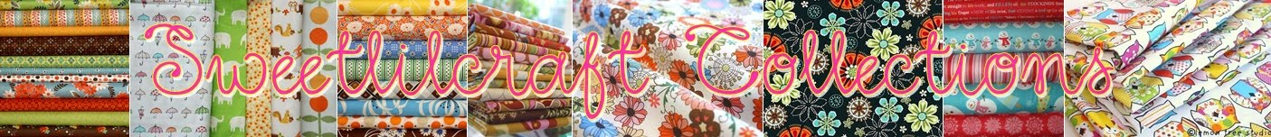 Sweetlilcraft's Fabric Collections