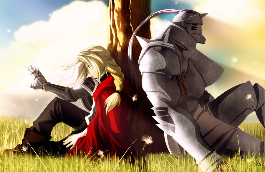 fullmetal alchemist wallpaper januari 2011