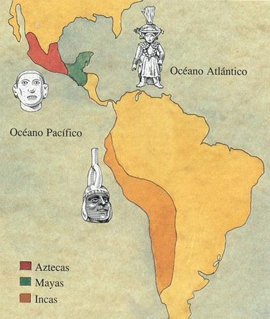 similarities between the ancient cultures of the inca and aztec Difference between aztecs and incas difference between aztecs they were both immensely scientifically advanced and each had rich and ancient cultures.