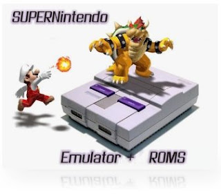 Download 10785 Roms SuperNitendo + Emulador!