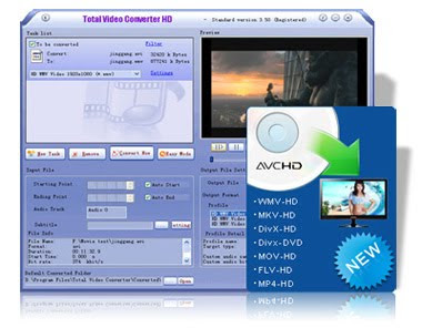 conversores de video mov a mpeg: