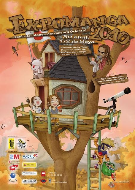 EXPOMANGA MADRID 2010!!!!!!!!!!!! CARTELEXPOMANGA10