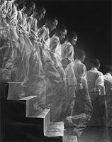 Duchamp Descending a staircase