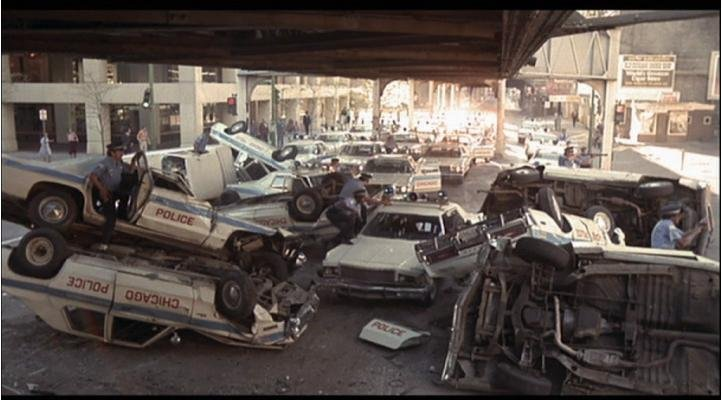 Physics buzz the physics of the blues brothers despite this road holding the supports for the l train the stunt drivers were allowed to hit speeds in excess of 100 mph in the scene malvernweather Image collections