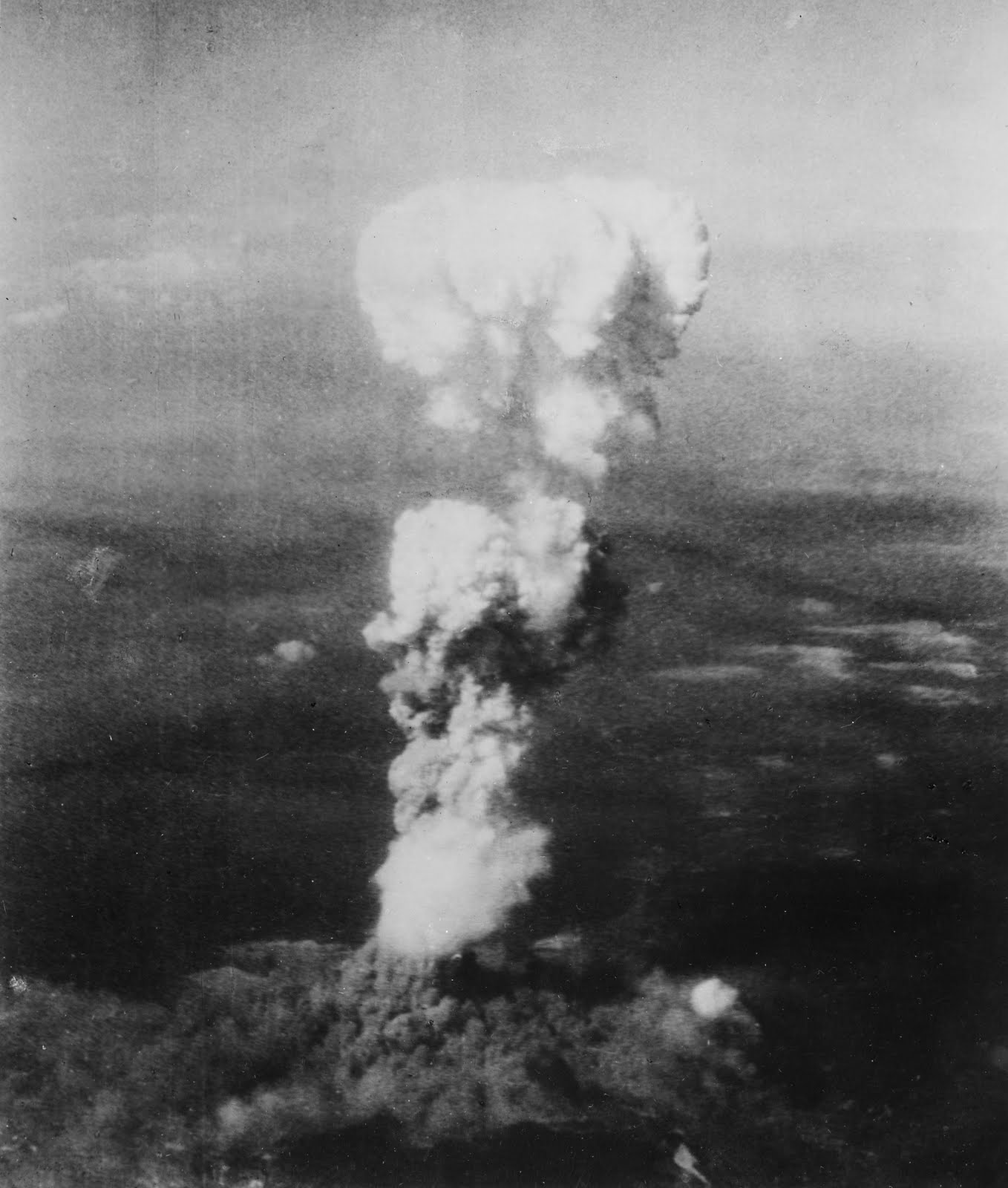 japan surrendered six days