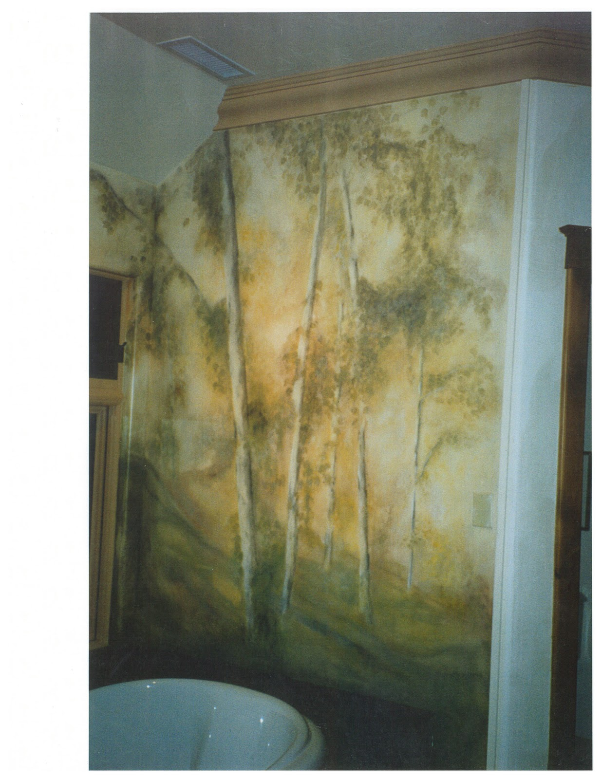 james johansen november 2010 aspen tree mural